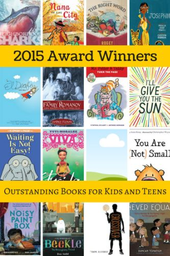 Among we library-geek types, the annual American Library Association announcement of the best kids' and teen books of the yearr for the entire family.