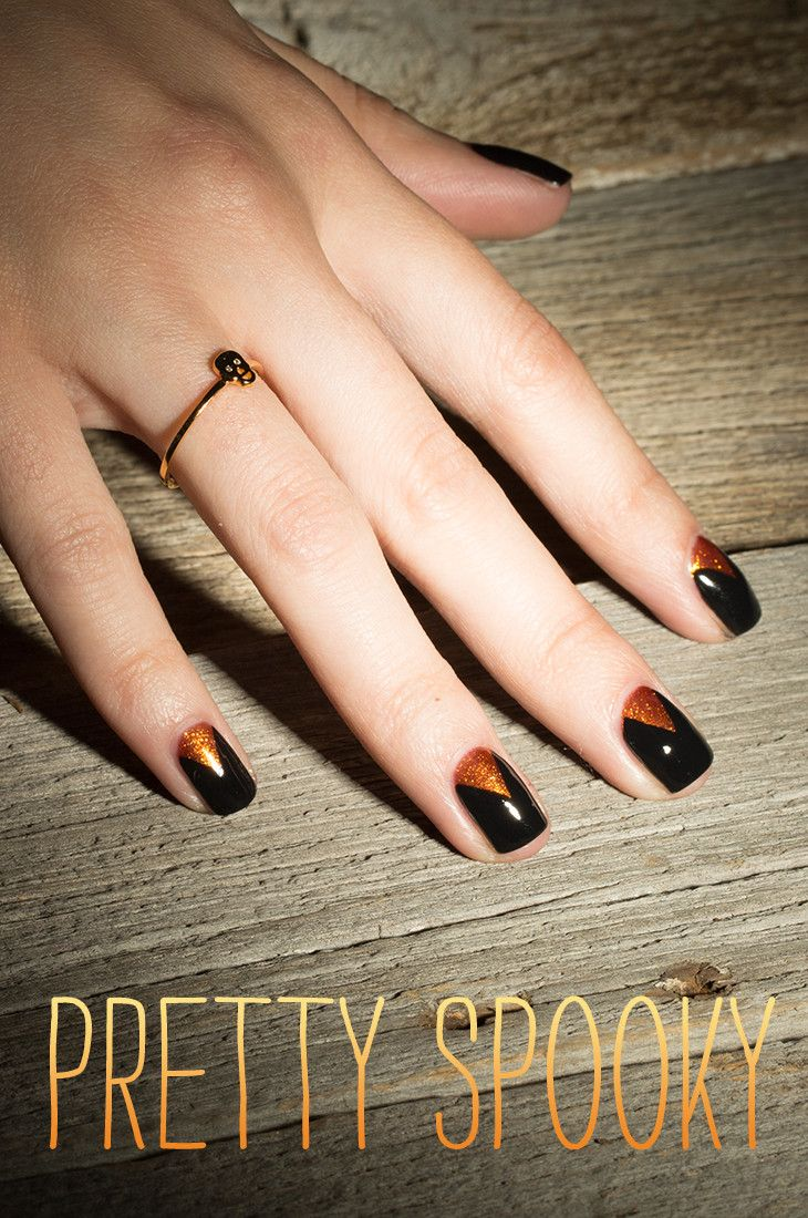 27 best You Go Goul - Halloween Nail Inspiration images on Pinterest ...