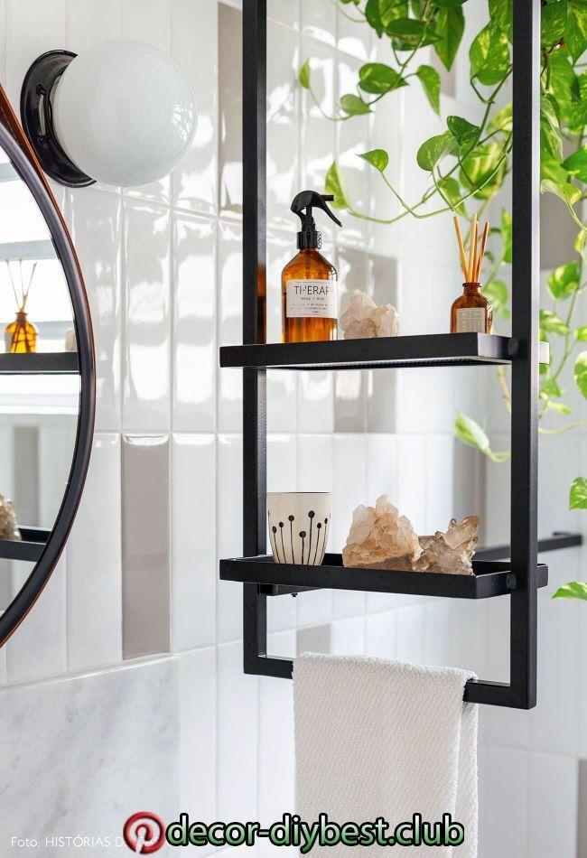 Antes E Depois Diy Bathroom Remodel Easy Home Decor Bathroom Inspiration Antes E Depois Diy Bathro In 2020 Industrial Design Diy Bathroom Decor Bathroom Design