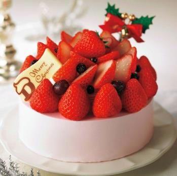 サークル K サンクス、クリスマスケーキ予約開始--「俺の」イタリアン&フレンチとタイアップ!