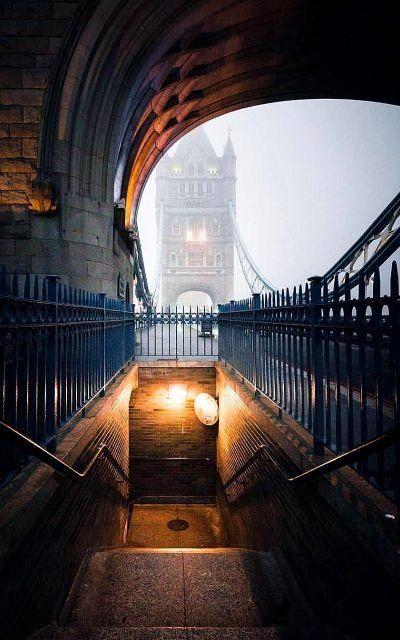 Tower Bridge, London   by rontimehin