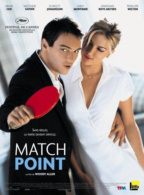 Watch Match Point 2005 Full Movie Online Free