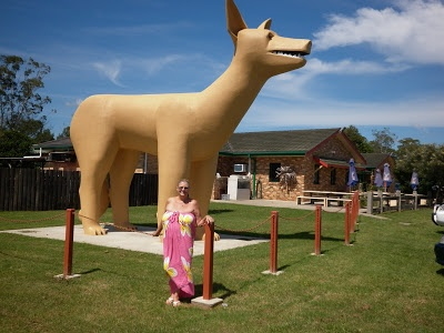 The Golden Dog, Glenreagh, New South Wales