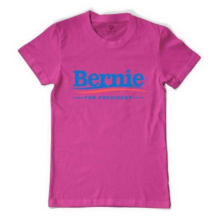 Bernie Sanders For President Women's T-shirt