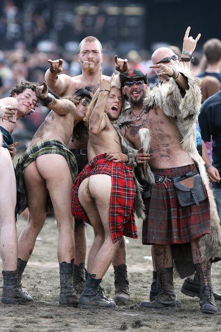 scottish-women-topless-in-kilts