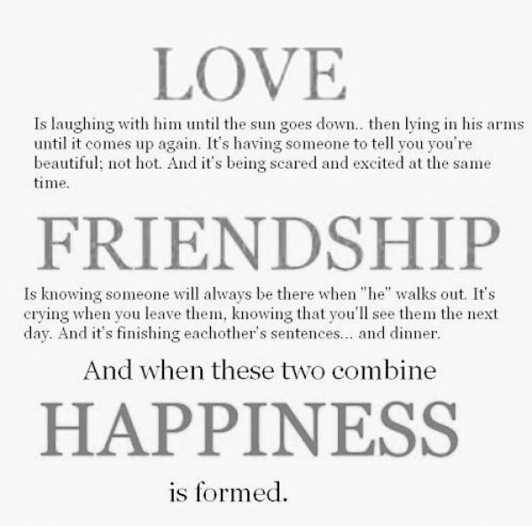 Funny Quotes About Love And Friendship Gorgeous Funny Quotes Love Vs Friendship Picture