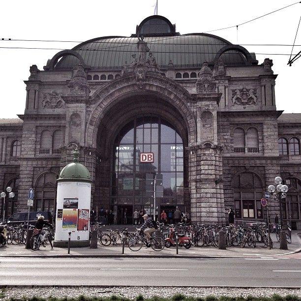 Nürnberg Hauptbahnhof in Nürnberg der beste der Welt