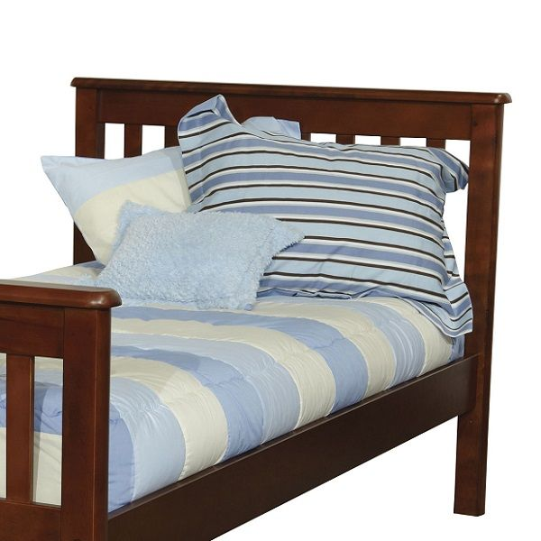 U201cHaydenu201d Blues Bunk Bed Hugger Fitted Comforter