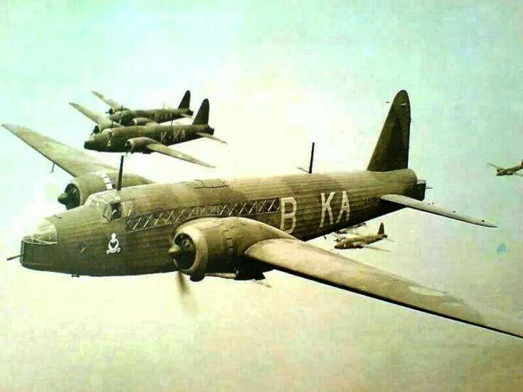 Wellington Bombers
