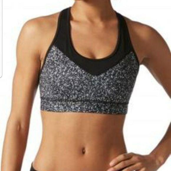 Adidas Other - Adidas Techfit Micro Women's Camo Bra NWT size M
