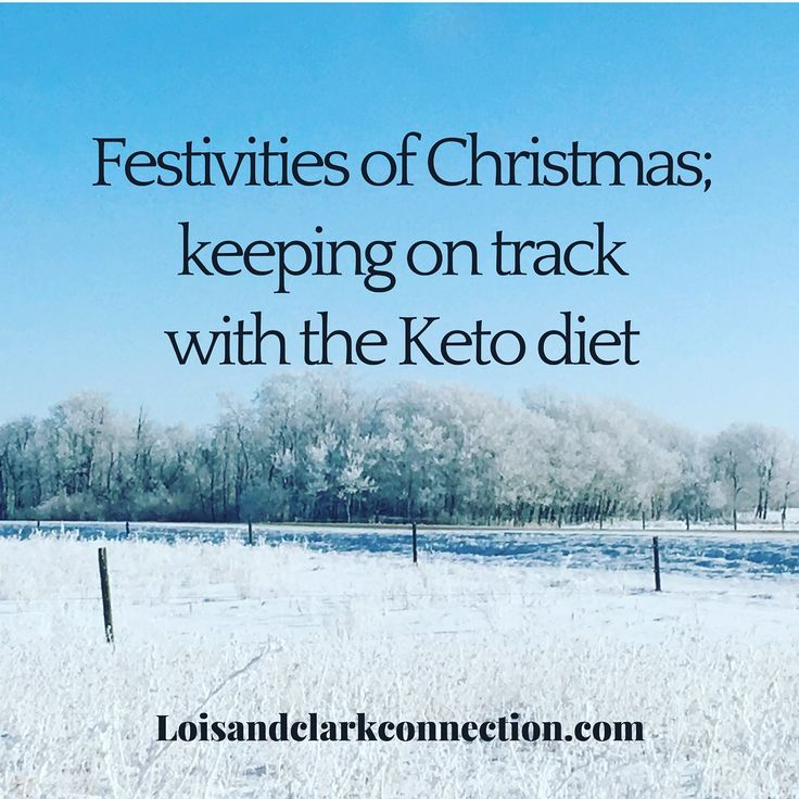 Lchf ketogenic diet tips to manage the holidays.