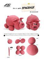 30 Plasticine and Salt-Dough Models by Krokotak