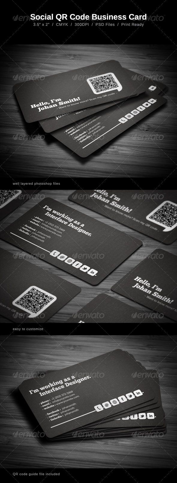 60 Best Creative Business Cards Images On Pinterest Business Cards