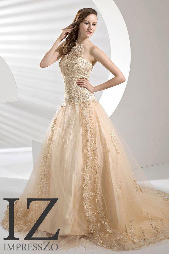 Prinsessen trouwjurk vetersluiting ImpressZo Bruidsmode