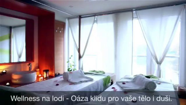 WELLNESS - MASSAGE - CLASSICAL DRY SAUNA - TROPICAL SAUNA - WHIRPOOL - SUNDECK TERRACE