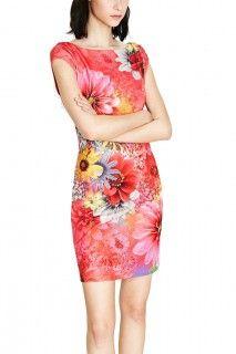 Desigual barevné šaty Pichi Luka - 2199 Kč