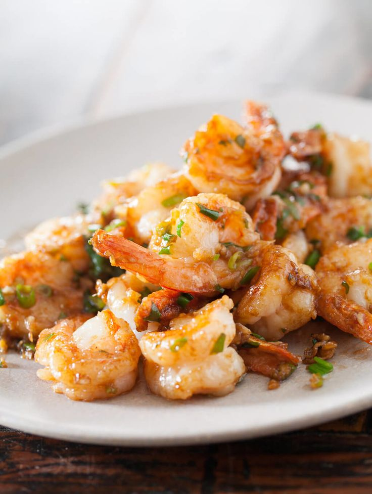 Asian Shrimp Stirfy #healthy #recipes http://greatist.com/health/healthy-single-serving-meals