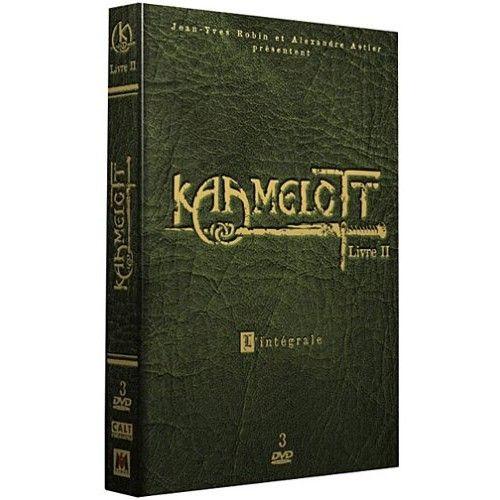 Kaamelott : Livre II - Coffret 3 DVD: DVD & Blu-ray : Amazon.fr