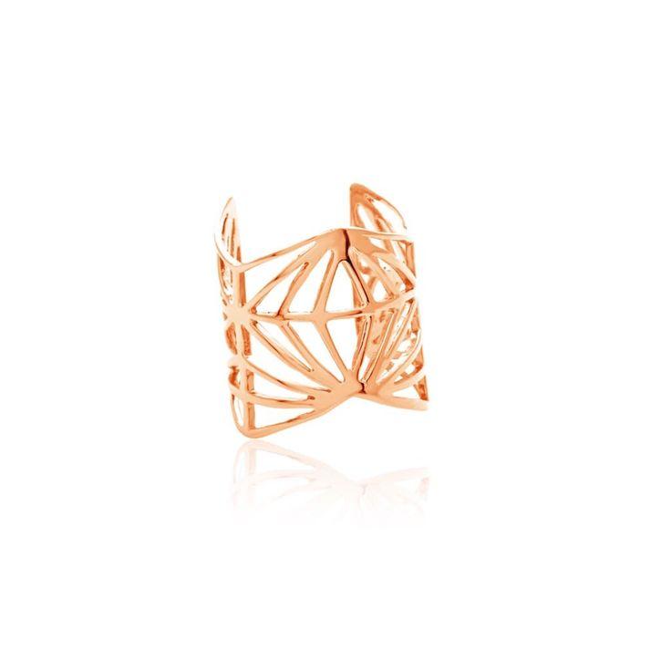 Ember Rose Ring