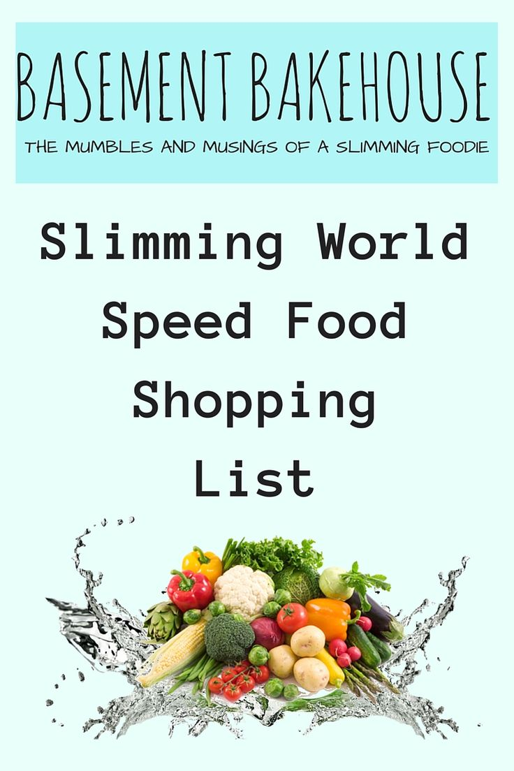 best 25 slimming world shopping list ideas on pinterest