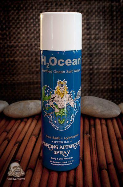 H2Ocean sea salt aftercare spray