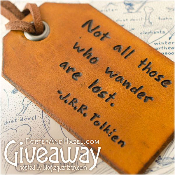 Wander into winning a $30 gift card from Porter and Hazel! Enter #handmade #giveaway before November 5, 2016.