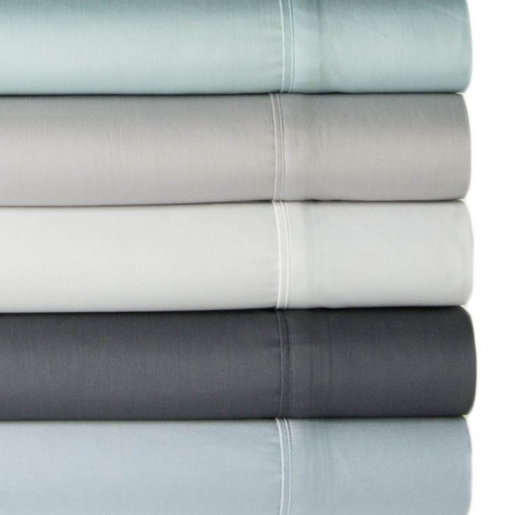 Firm favourite! Our woven 400 thread count bamboo/cotton blend sheets are available in a 50cm deep wall. Full of lustre & softness, giving you a truly luxe slumber. It's time to drift off in style....