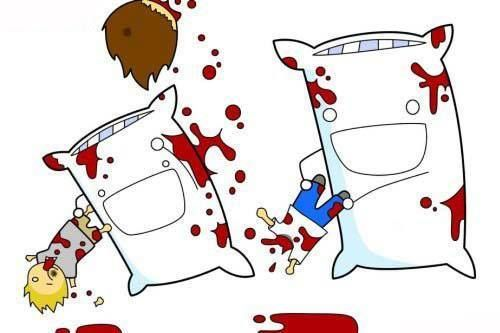 Universo paralelo almohada funny lol pillow