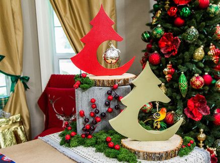Display Your Favorite Ornaments With Kenneth Wingard S Diy Ornament