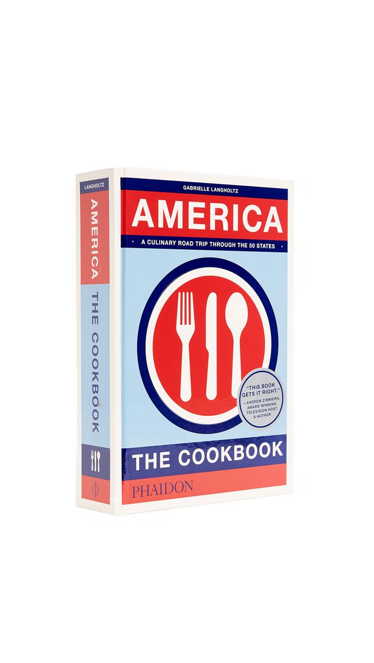 15 best phaidon images on pinterest charts fashion show and phaidon america the cookbook phaidon solutioingenieria Choice Image