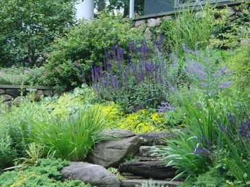 Best Steep Slope Landscape Images On Pinterest Landscaping