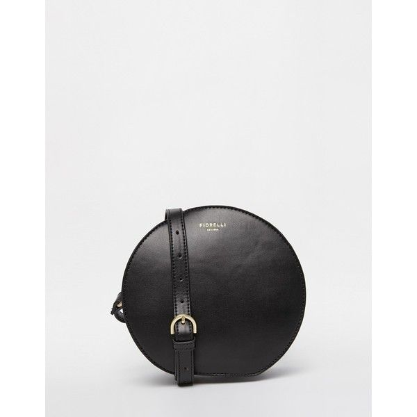 Fiorelli Joseph Circle Cross Body Bag (95 AUD) ❤ liked on Polyvore featuring bags, handbags, shoulder bags, noir, fiorelli purses, crossbody handbags, crossbody purse, cross body and fiorelli