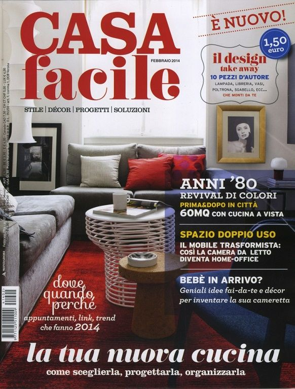 The Best Italian Interior Design Architecture Magazines Casa Facile