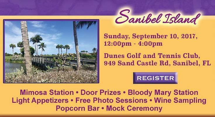 Save the date! Best Popcorn Company will be at SWFL Elite's Bridal Show in Sanibel FL on Sunday September 10th 2017.  #bridalshow #floridabrides
