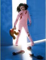 Resultado de imagen para zombie costume for kids girls