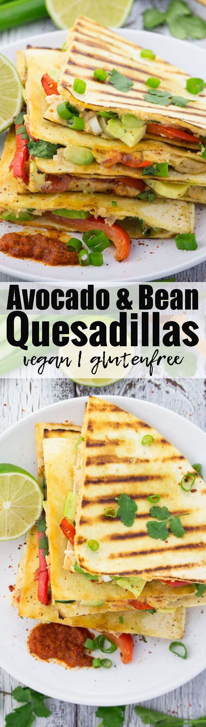 These vegan quesadillas are the perfect vegetarian comfort food! They're super easy to make and so delicious! Vegan food at its best! Find more vegan recipes at veganheaven.org <3