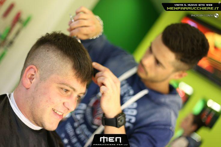 MEN Parrucchiere per Lui – quando la cura dei capelli diventa un'arte. Grazie all'utilizzo dei prodotti di qualità, la bellezza naturale viene esaltata dalle mani sapienti dei parrucchieri.  Offriamo ai clienti un ambiente accogliente e allegro in cui poter dialogare con il nostro staff, per scegliere lo stile che meglio valorizza il proprio aspetto.
