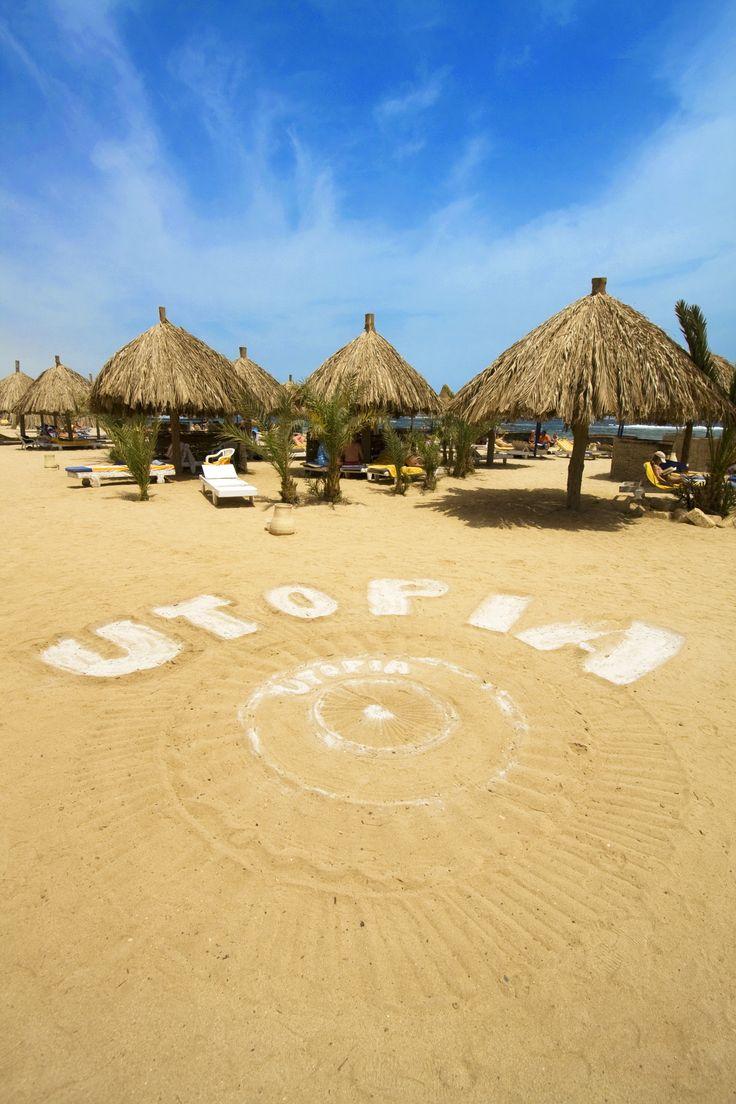 utopia beach, Marsa Alam