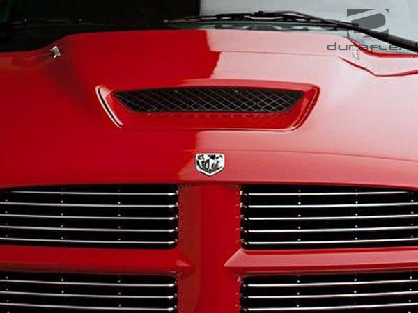 2007 ram 1500 sport upgrades | 2002-2008 Dodge Ram 1500 2500 3500 Duraflex SRT Look Hood