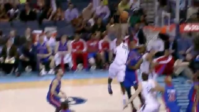 Michael Kidd-Gilchrist: Dunk of the Decade?