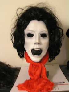Tourist Trap movie mask