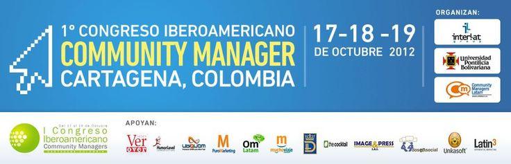 Las redes sociales: Tribus Digitales – I Congreso Iberoamericano de Community Managers