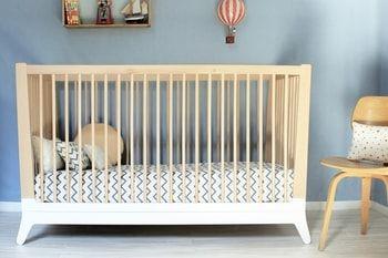 La déco de la chambre de bébé fait partie des casse-tête des nouveaux parents et le couchage en est la pièce maîtresse. Tour d'horizon de lits jolis et pratiques pour les tout-petits.