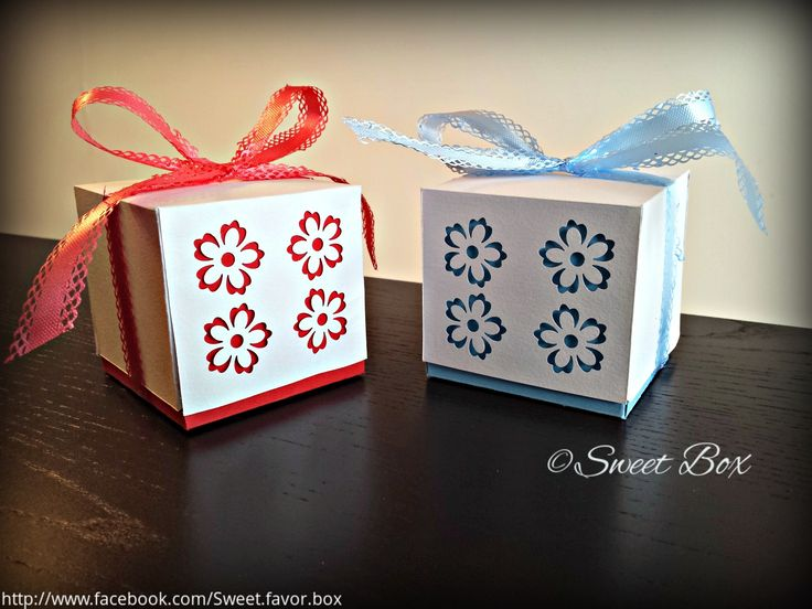 Cupcake box gift box