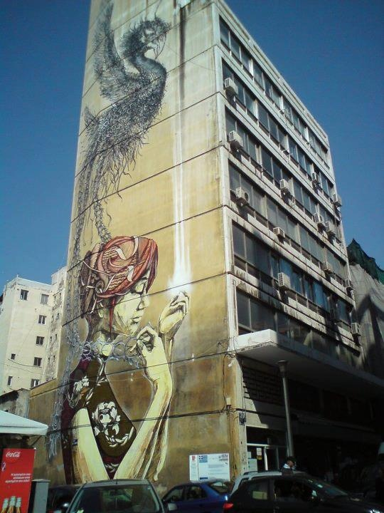 Thessaloniki - Greece (Street Art)