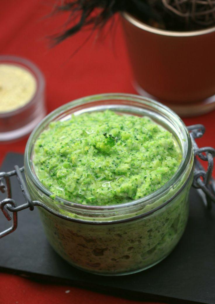 Purée de brocolis-Kiri