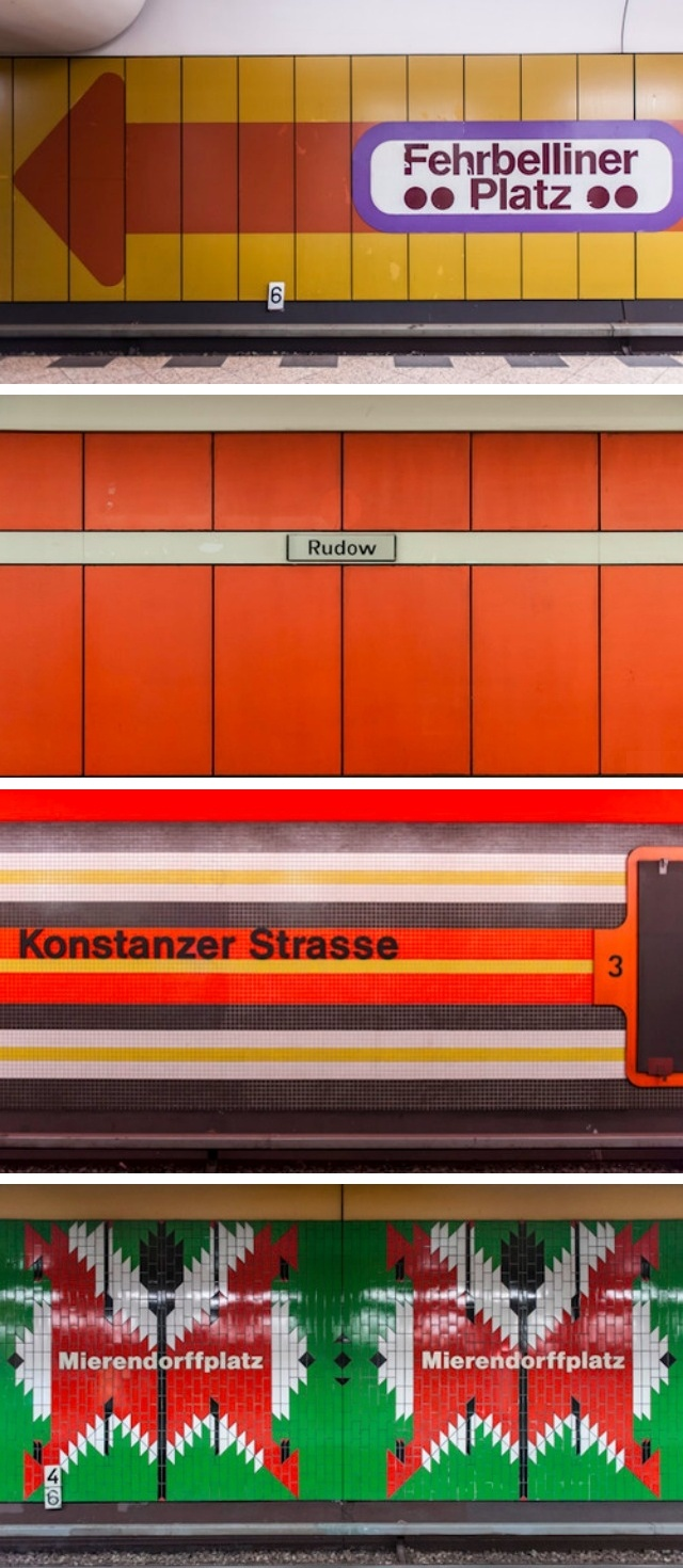 Endbahnhof Photo Blog Documents Every Route On The Berlin Subway