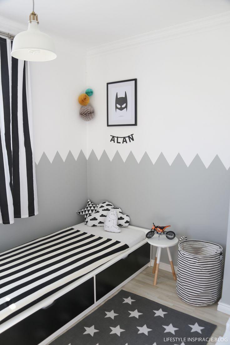 Alan's room - w poszukiwaniu narzuty