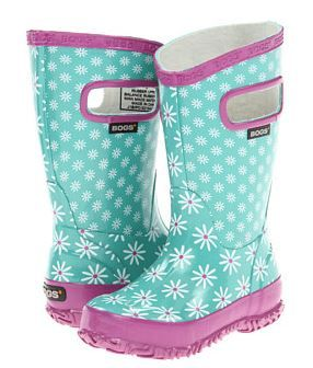 BOGS Glosh rainboots for kids! Super cute and SO warm.
