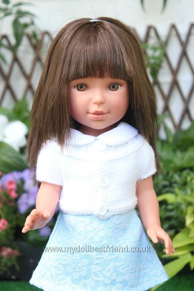MY DOLL BEST FRIEND: Vestida de Azul 2015 Dolls!